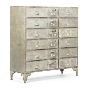 18-Drawer Cabinet by Zentique #1