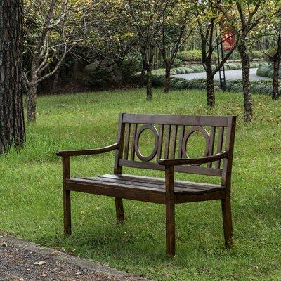 Clancy Wooden Garden Bench
