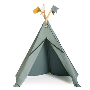 Hippie Play Teepee By Roommate