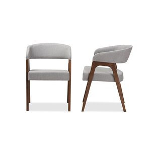 Blume Upholstered Dining Chair (Set of 2) by Corrigan Studio