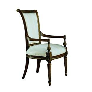 Regency Upholstered Dining Chair (Set of ..