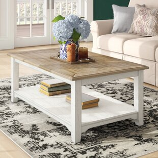 Dunstable Coffee Table by Canora Grey