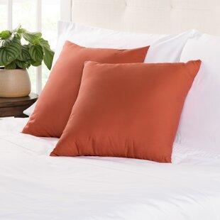Orange Teal Throw Pillows Youll Love Wayfair