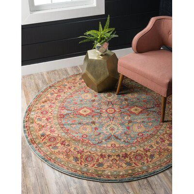 Round Brown Amp Tan Rugs Joss Amp Main