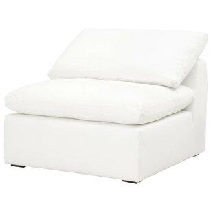 Saphira Slipper Chair by Latitude Run