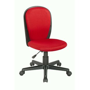 Task Chair by Chintaly Imports Best #1