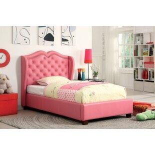 Vanitas Upholstered Panel Bed ..