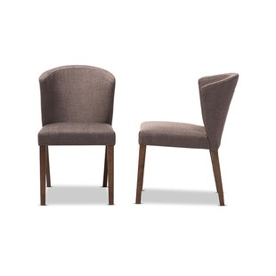 Seltzer Upholstered Dining Chair (Set of 2) by Ivy Bronx