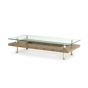 Hokkaido Long Coffee Table by BDI