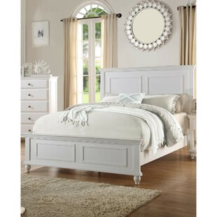 Charlton Home Royer Captivating Panel Bed
