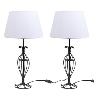 Wire 25.5 Table Lamp (Set of 2)