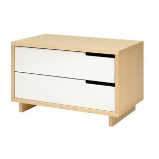 Blu Dot Modu-licious 2 Drawer Dresser