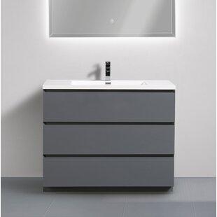 Riker 47 Single Bathroom Vanity Set by Orren Ellis