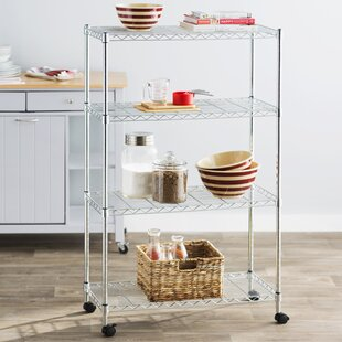 storage shelves shelving units you ll love wayfair