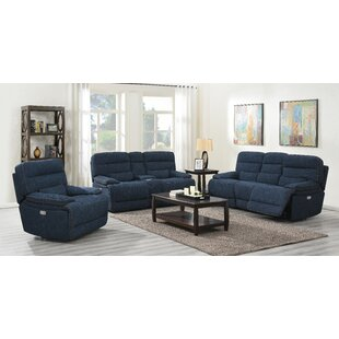 Avis 2 Piece Reclining Living Room Set
