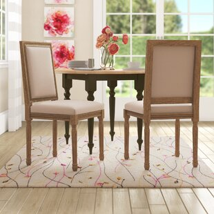Kelson Upholstered Dining Chair (Set of 2)