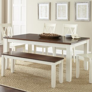 Dauberville 2 Piece Dining Set by Darby Home Co