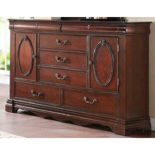 Ralph 7 Drawer Combo Dresser