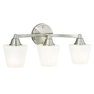 Look for Newlon 3-Light Vanity Light By Ebern Designs