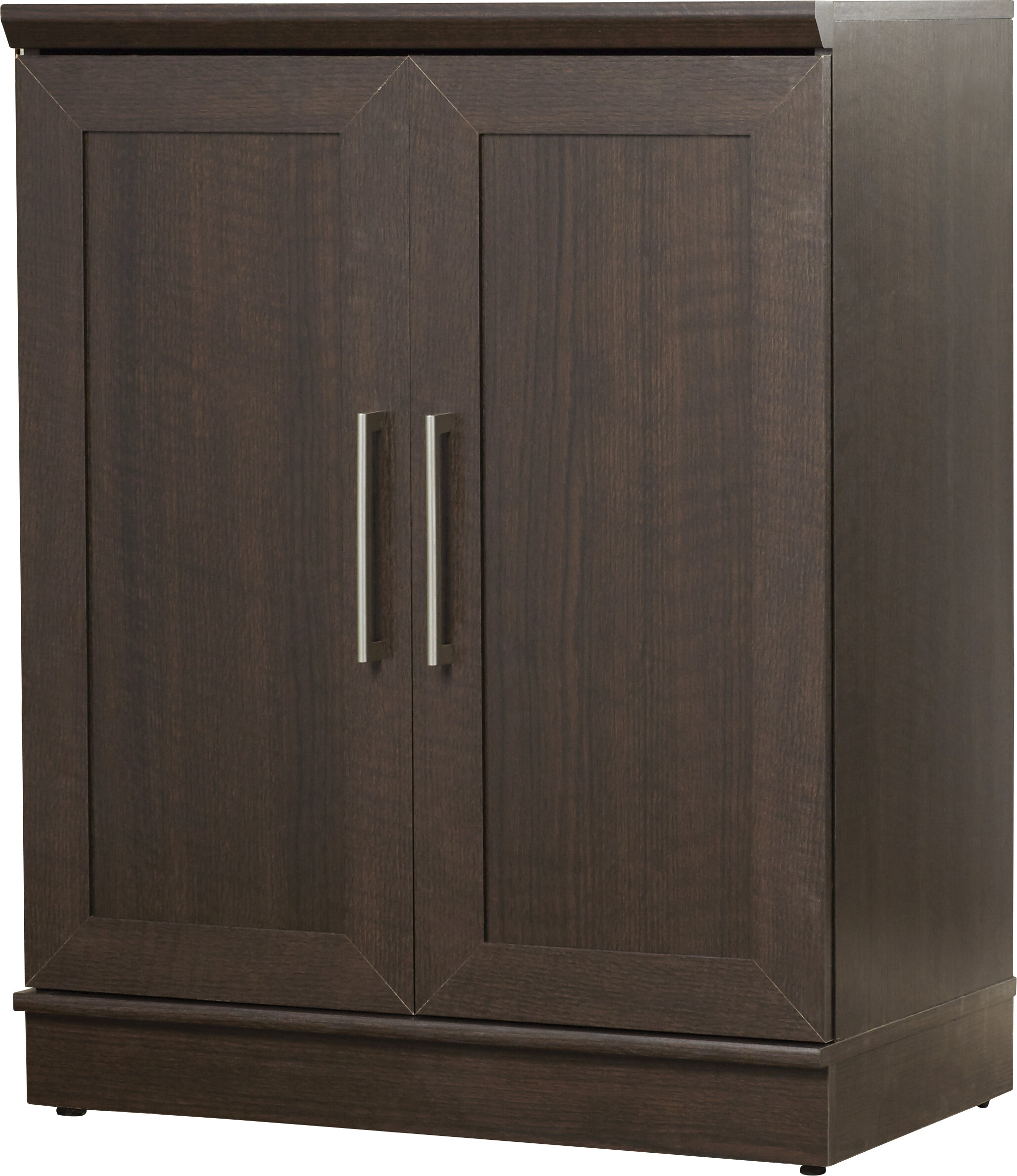 Andover Mills Tiberius 2 Door Accent Cabinet Reviews Wayfair