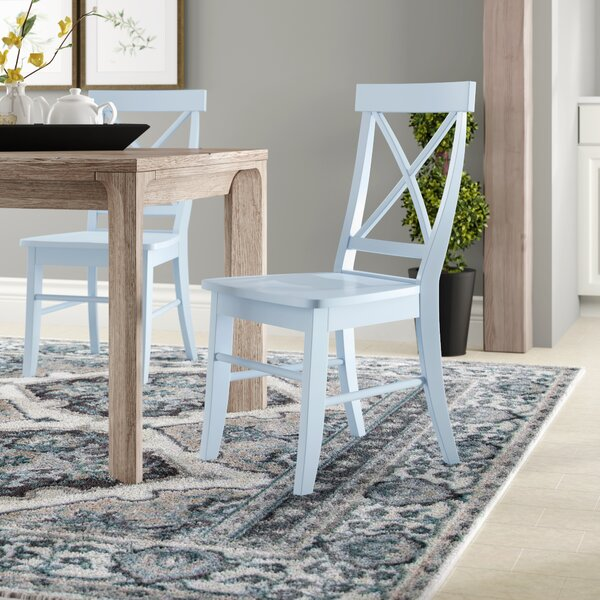 White Washed Dining Chairs | Wayfair
