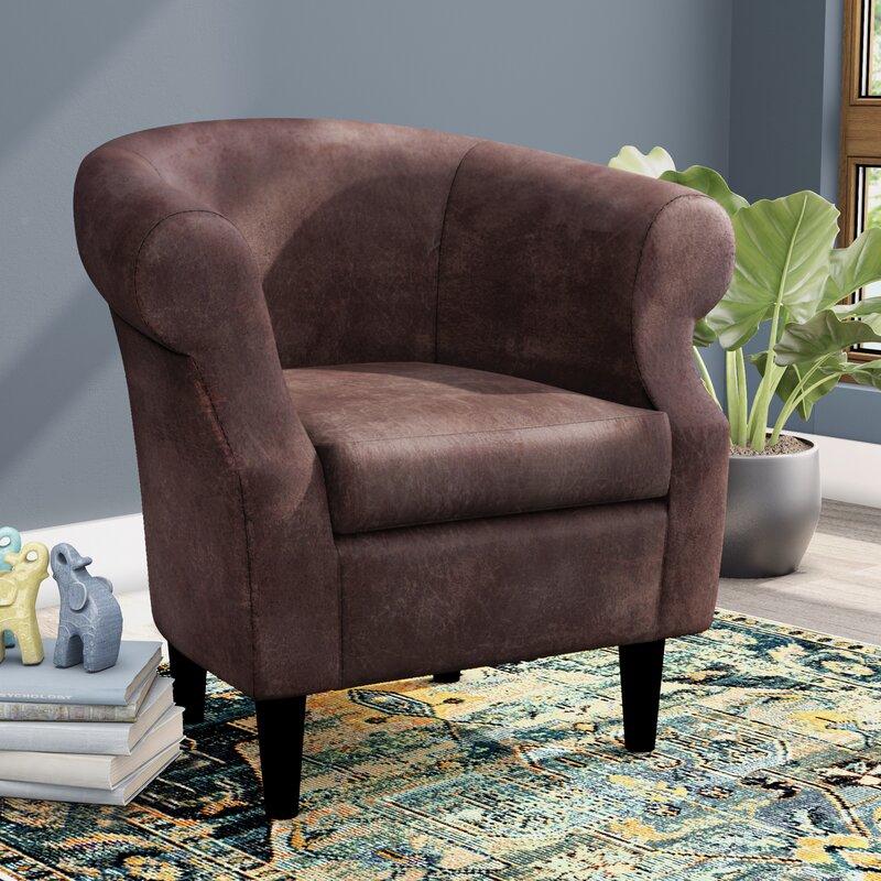 Mistana Grace Barrel Chair Reviews