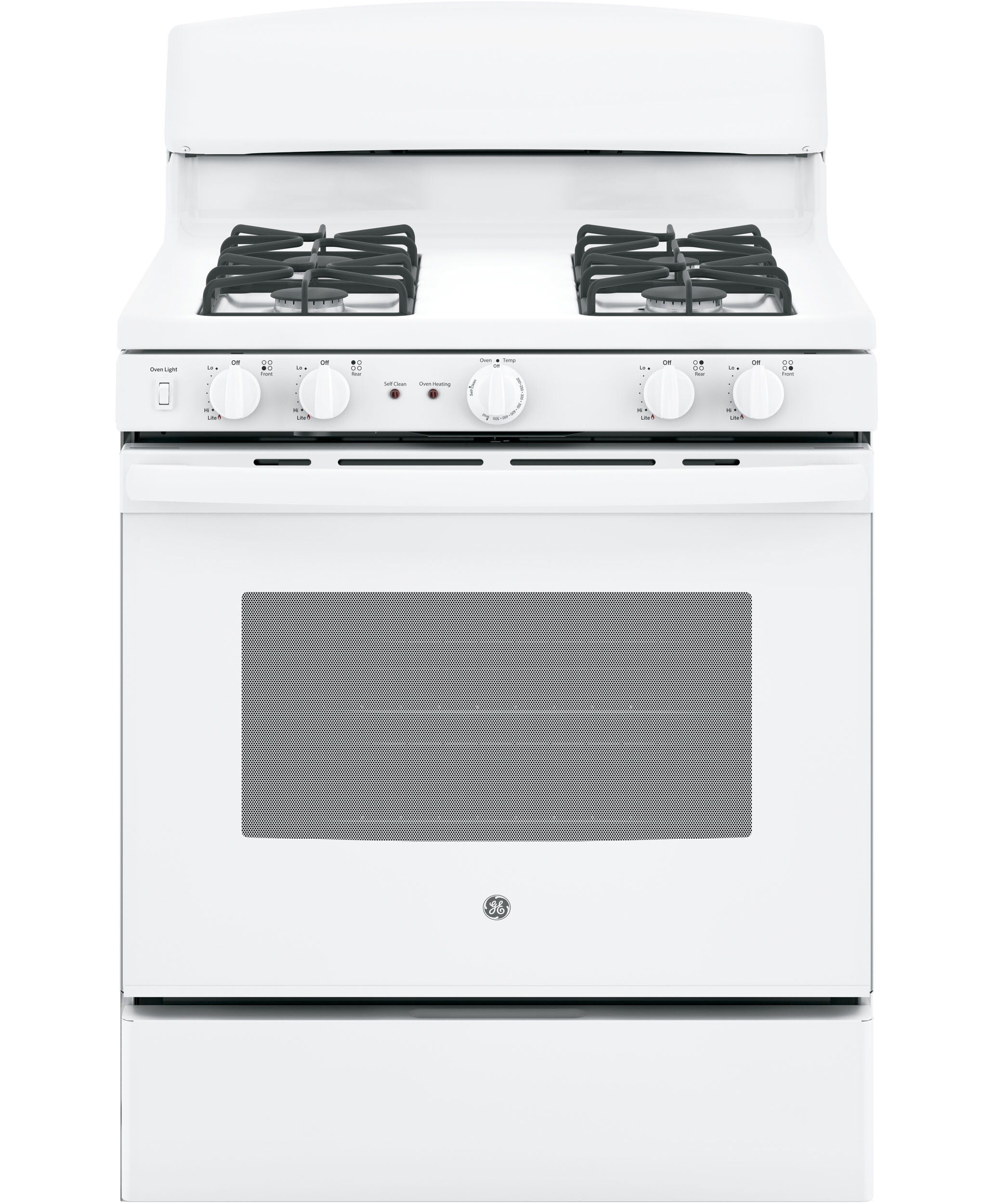 Cu Ft Freestanding Gas Range