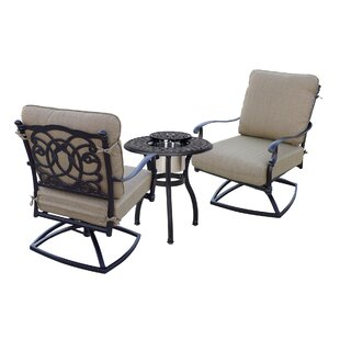 Dolby 3 Piece Conversation Set with Cushions