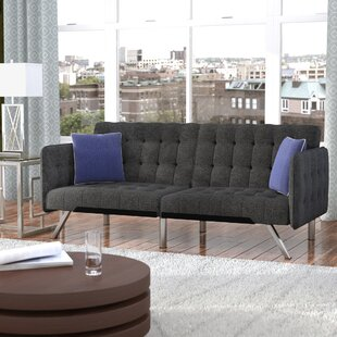 Littrell Convertible Sofa by Wade Logan New Design
