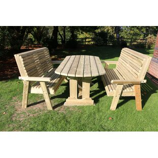 Vandemere 6 Seater Dining Set By Sol 72 Outdoor