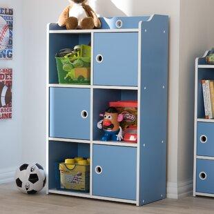 Kopf Cube Unit Bookcase Zoomie Kids