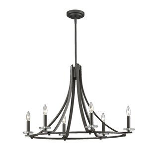 Z-Lite Favela 6-Light Chandelier