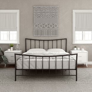 House Platform Bed by Wrought Studio