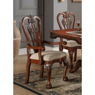 Yip Upholstered Dining Chair (Set of 2) b..