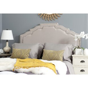 Read Reviews Parsonsfield Twin Upholstered Panel Headboard by Darby Home Co