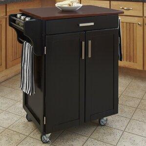 Savorey Kitchen Cart by August Grove