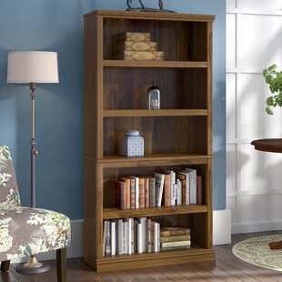 Look for Abigail Standard Bookcase By Three Posts