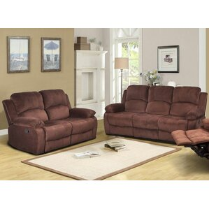 Oakley 2 Piece Living Room Set by Beverly Fine Furniture