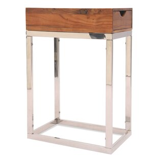 Cloud End Table by Williston Forge