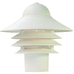 Best Price Caja Outdoor 1-Light Lantern Head By Breakwater Bay