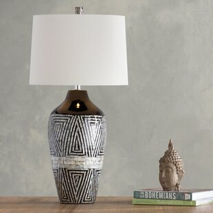 Clifton 30.3 Table Lamp by Bungalow Rose
