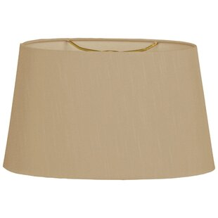 Online Reviews 18 Shantung Empire Lamp Shade By Alcott Hill