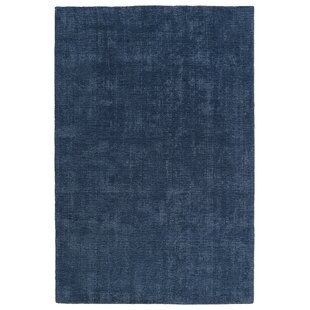 Borica Hand-Loomed Blue Indoor/Outdoor Area Rug