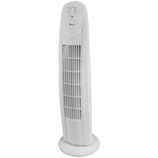 3 Speed 29 Oscillating Tower Fan