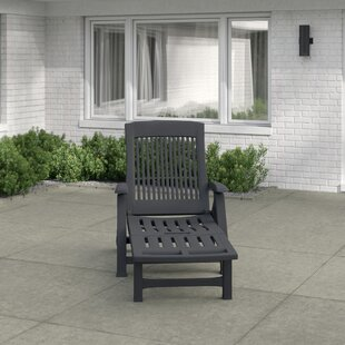 Colin Reclining Sun Lounger By Sol 72 Outdoor