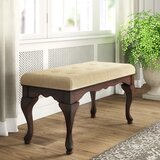 Bedsworth Wood Bench by Astoria Grand