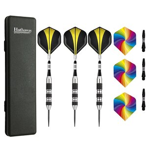 Tempest Dart Set (Set of 3) by Hathaway Games