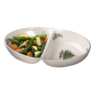 Divided Serving Dish With Lid Wayfair