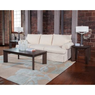 Pannell 2 Piece Coffee Table Set