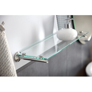 Oblique 53 X 4.8cm Bathroom Shelf By Robert Welch